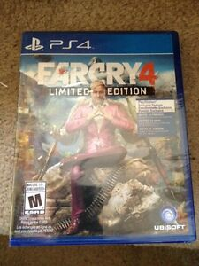 Far Cry 4 Limited Edition PS4 Brand New and Sealed