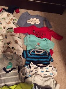 Lot of baby clothes nb-3 months