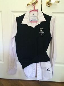 Esther Blondin uniformes scolaires