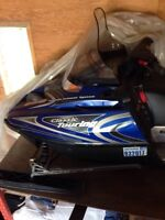 2003 Polaris Classic Touring 600 ( Two up)
