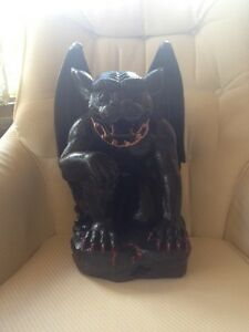 $45 for a one of a kind Gargoyle