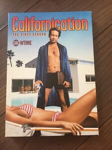 COMPLETE FIRST SEASON OF CALIFORNICATION