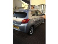 Mitsubishi Mirage 3 LOW MILLAGE, PETROL, CHEAP TO RUN! EXCELLENT CONDITION.