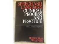 Speech and Language Clinical Process and Practice