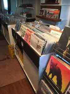 Great Records, Turntables, Amps, and Speakers. Ready to Sell