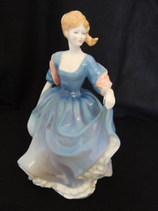 Royal Doulton  - Elizabeth - SIGNED Figurine