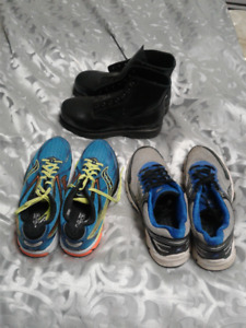 Men's sneakers and boots for sale