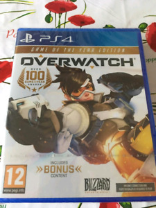 Overwatch: Game of the year (PS4)