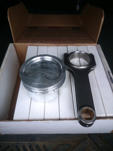 Ls1 forged low compression pistons ls1 ls6 5.3