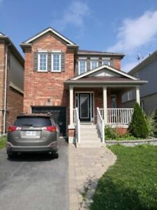 Nice 4 bedrooms with finished basement house for rent