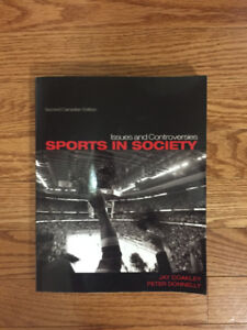 ISSUES AND CONTROVERSIES SPORTS IN SOCIETY 2ND CANADIAN EDITION