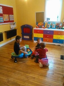 HOURLY  FUN DAY CARE CENTER ACROSS SUDBURY DOWNS