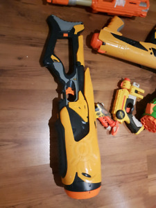 NERF GUN (BIG LOT)