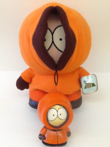 South Park 1998 Doll,Wind-Ups, Bank, Pins, Key Chains, Tattoos