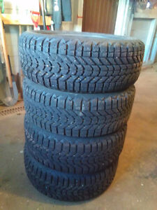 500$ FIRM WINTERFORCE TIRE/RIM PACKAGE