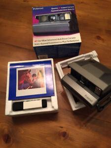 Appareil photo Polaroid comme neuf