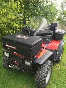 For Sale 2000 Arctic Cat 300 4x4