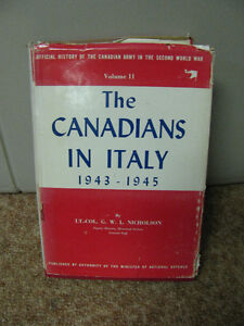 THE CANADIANS IN ITALY