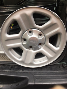 Jeep Wrangler Rims for sale