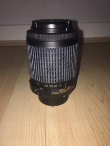 Nikon VR Zoom-NIKKOR 55-200mm lens