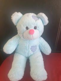 Blue Teddy (Pristine condition)