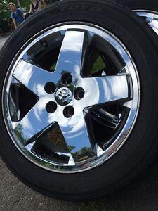 Pneus d'été montés sur Mags /Summer Tires on Mags