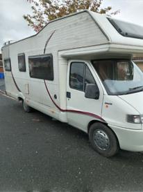 Campervan or caravan wanted asap