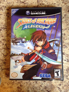 Skies of Arcadia Legends for the Gamecube