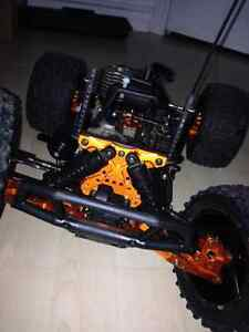 RC NITRO TRUCK MODIFIED FOR STRENGTH & HANDLING Cornwall Ontario image 2