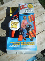 Brand New: Pump & Fill Gas Container Accessory