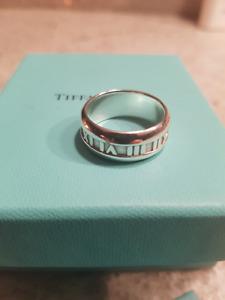 Vintage Tiffany Band Size 10