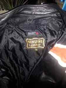 Men's Leather Coat For Sale - Excellent Condition! London Ontario image 4