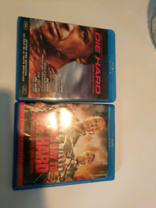 Die hard 1to5 1a5 blu ray