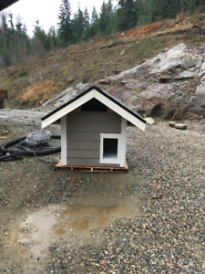 Insullated Dog House