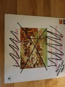 Monty python vinyl record