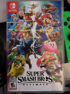 Super Smash Bros Ultimate new