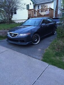 Looking to trade my TSX for a truck