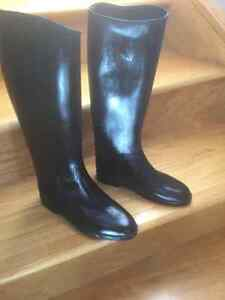 Rubber Barn / Riding Boots