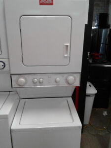 24'WASHER&DRYER STACKABLE WHIRLPOOL