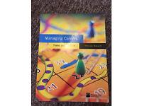Managing careers book