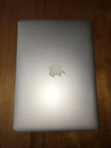 5 Year Macbook Air in Great Condition!