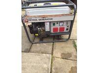 2.4kw petrol generator