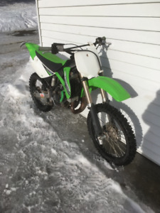 kx100 2011 in mint condition