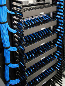 Office Telephone & Data Network Cabling. Need a Phone System? West Island Greater Montréal image 1