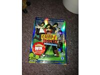 Camp Rock DVD-Brand New