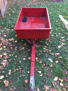 Trailer for lawn tractor or Atv. $45.00