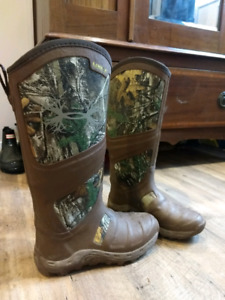 UA Duck hunting boots