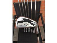 For sale or swap - Callaway Apex Forged irons 4 - PW