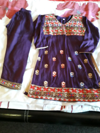 Asian suit size 24 3-4 year old