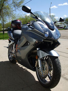 2008 Honda VFR Interceptor